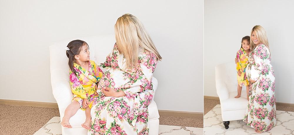 beautiful maternity floral robe_0002