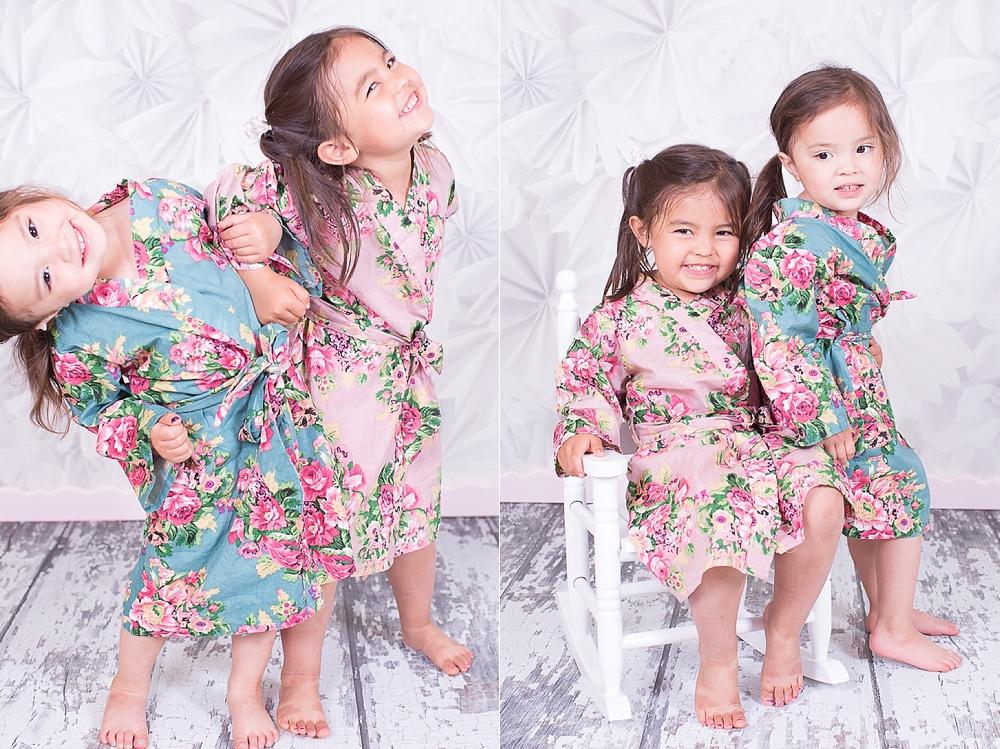 beautiful maternity floral robe_0009