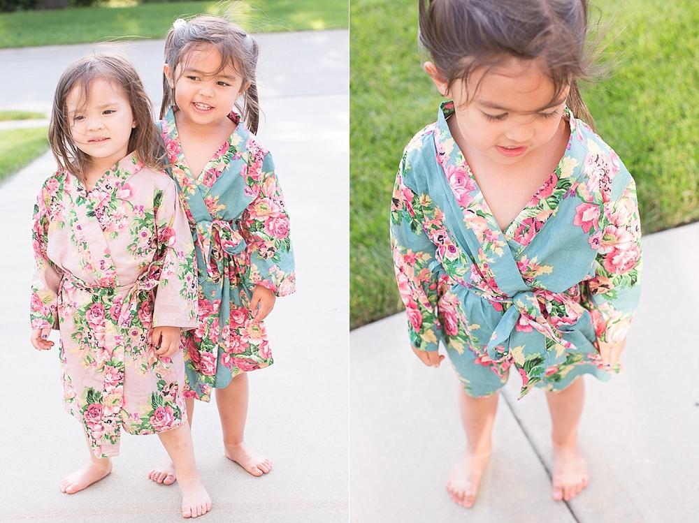 beautiful maternity floral robe_0012