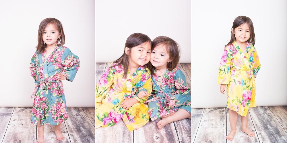 beautiful maternity floral robe_0013