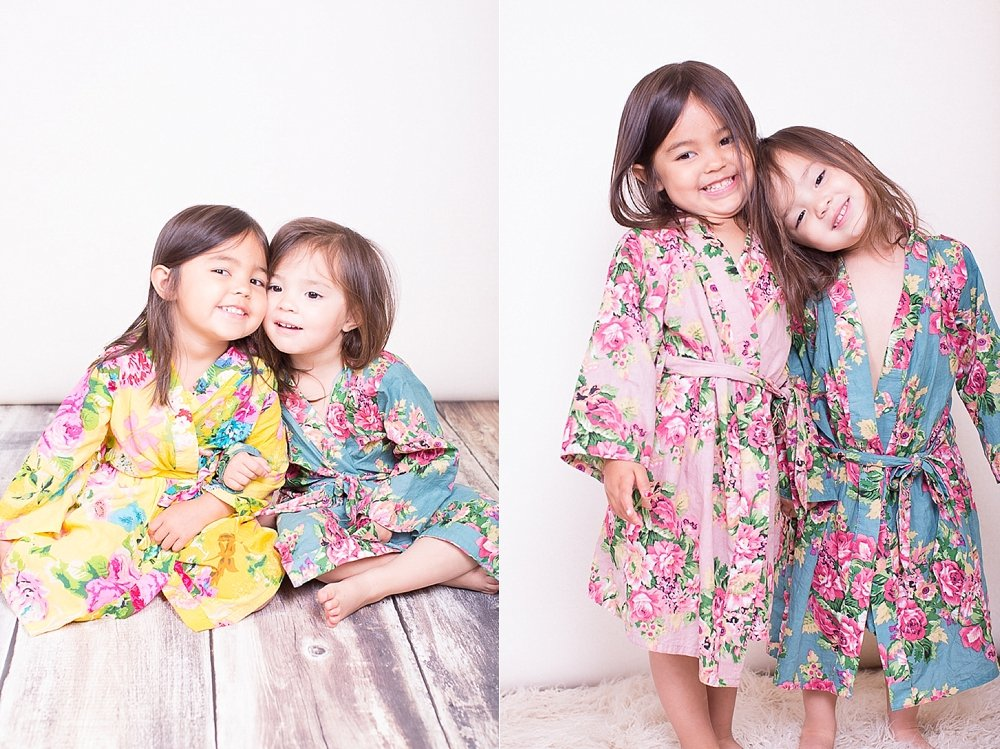 beautiful maternity floral robe_0014