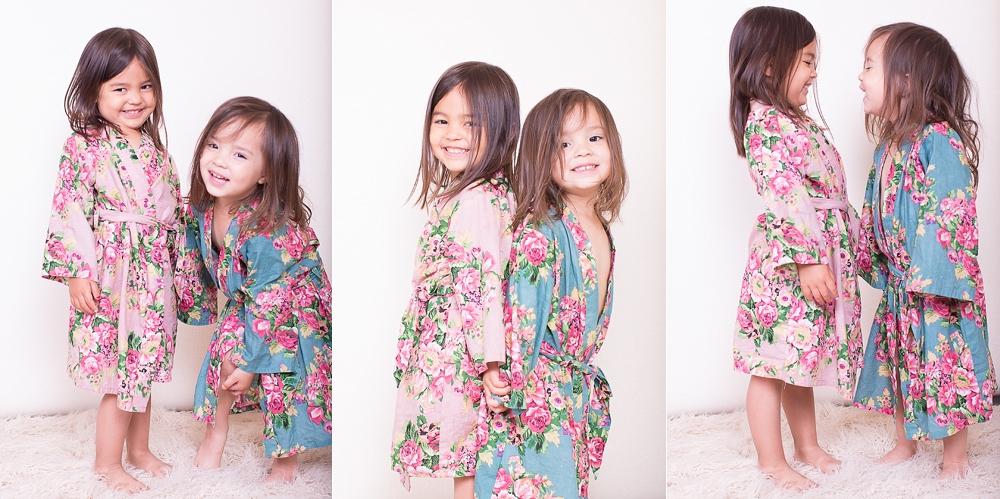 beautiful maternity floral robe_0015