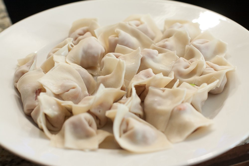 best simple wonton recipe ever20   Easy Wonton Soup Recipe featured by top US food blogger, Sengerson