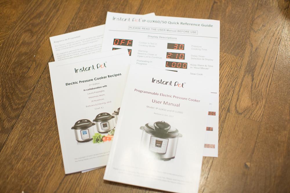 Instant Pot IP-DUO60 Review 04