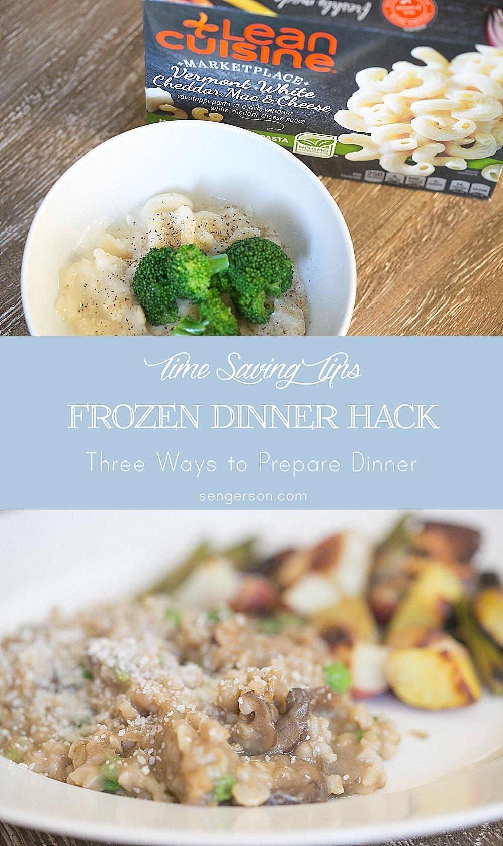 frozen dinner hack