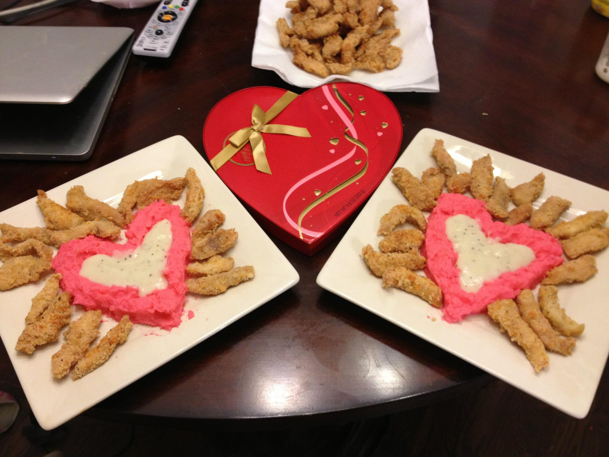 2013 valentines day meal