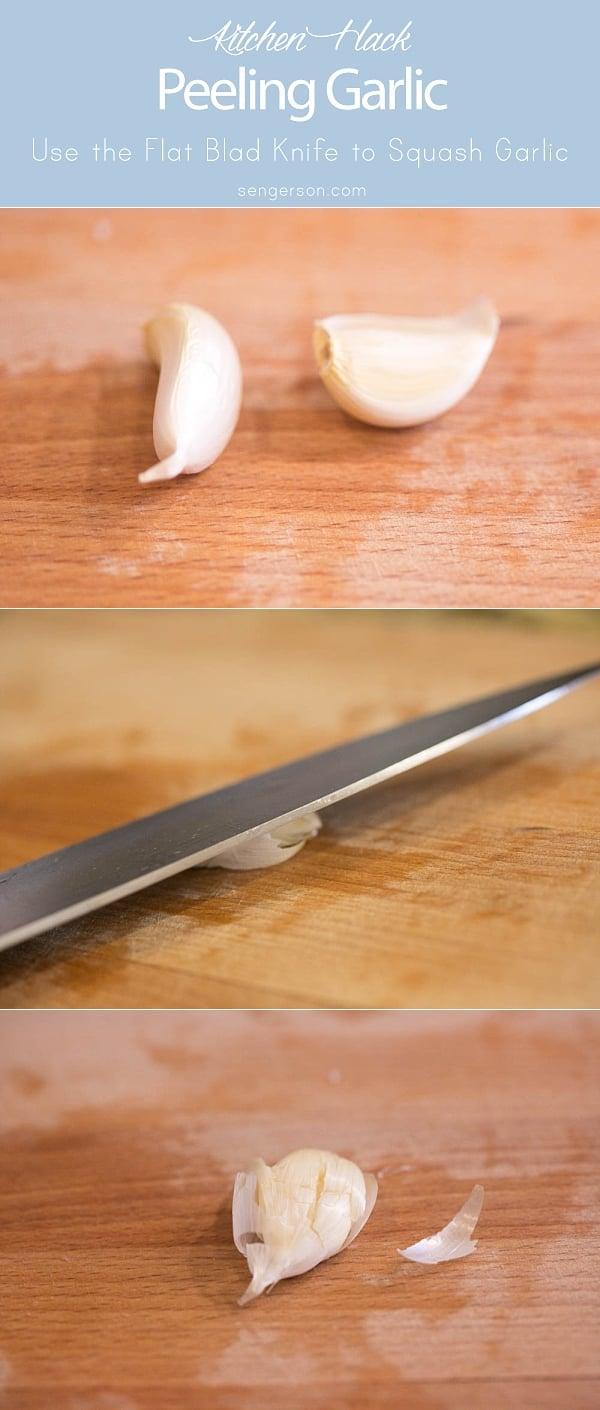 kitchen hack how to peel garlic easily_0026