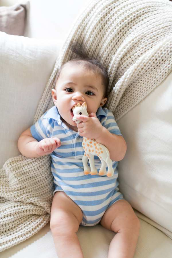 sophie giraffe teether review