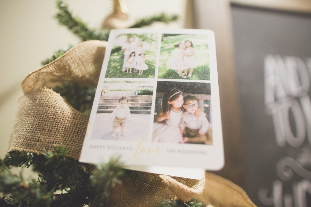 Minted Booklette Christmas Cards