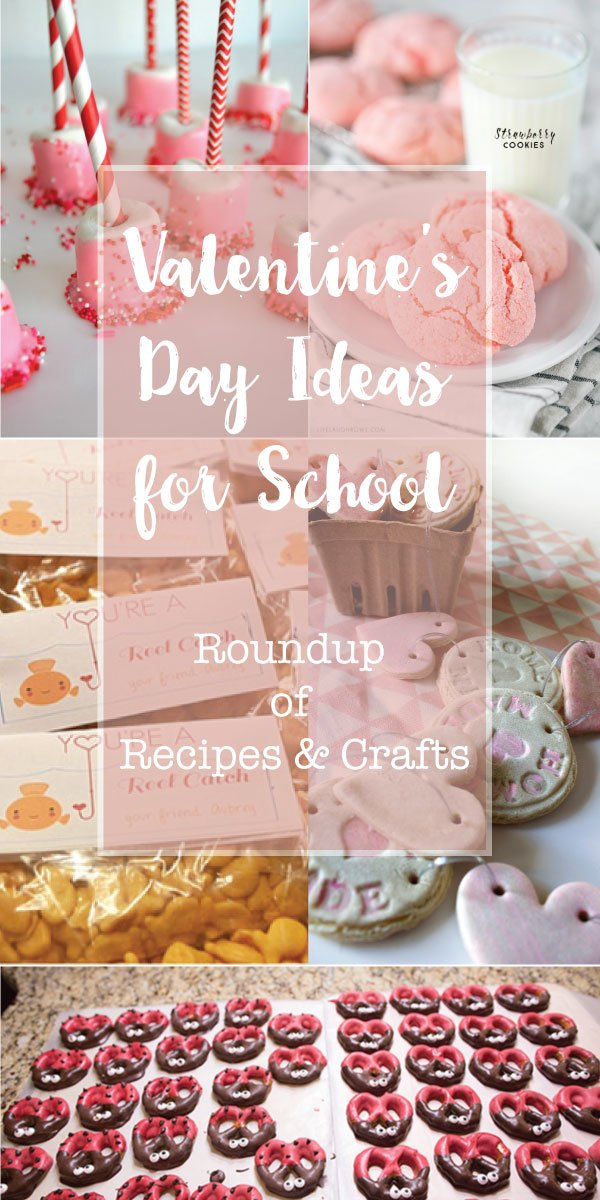 roundup of valentines day ideas for kids