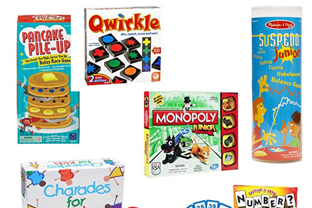 Best Board Game Gifts for Elementary School Kids