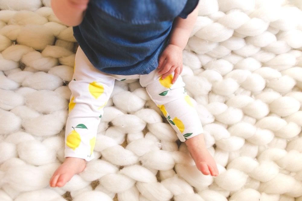 Nine Month Baby Milestones
