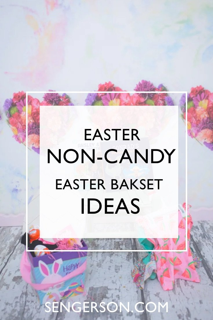 Non-Candy Easter Basket Hacks and Ideas for Kids