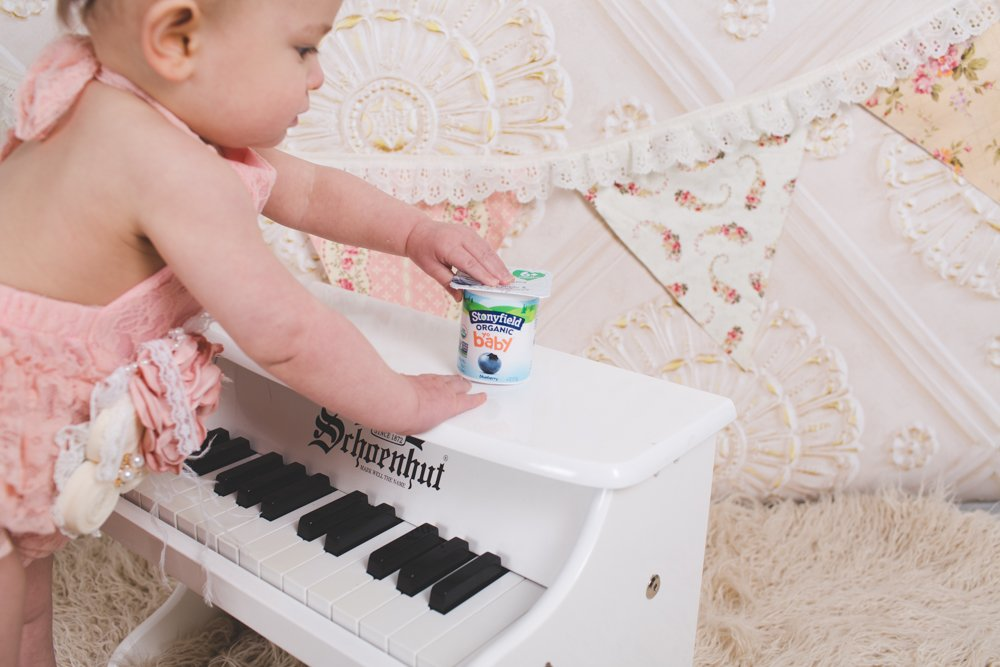 healthy snack ideas for baby under nine months
