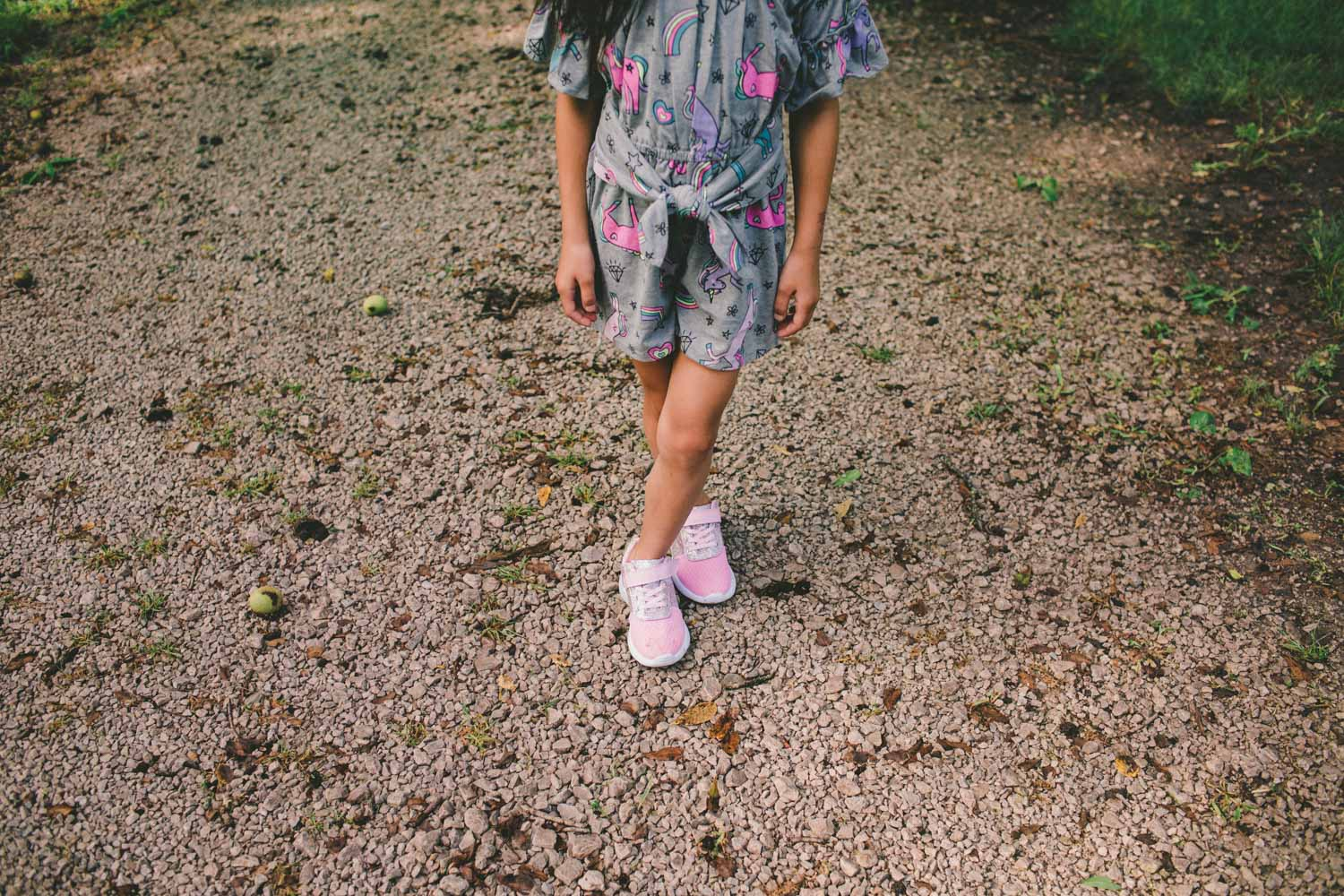 pink girl glitter shoes