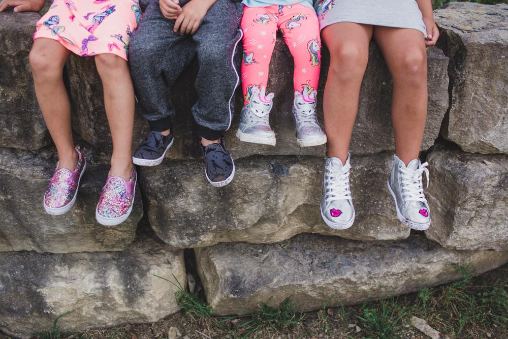 fabkids shoe sizes