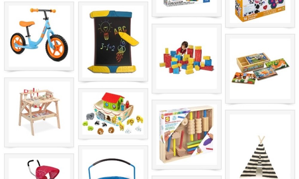 Gift Guide for 3 Year Old Boys