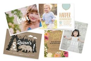 Kids Birthday Invitations Online