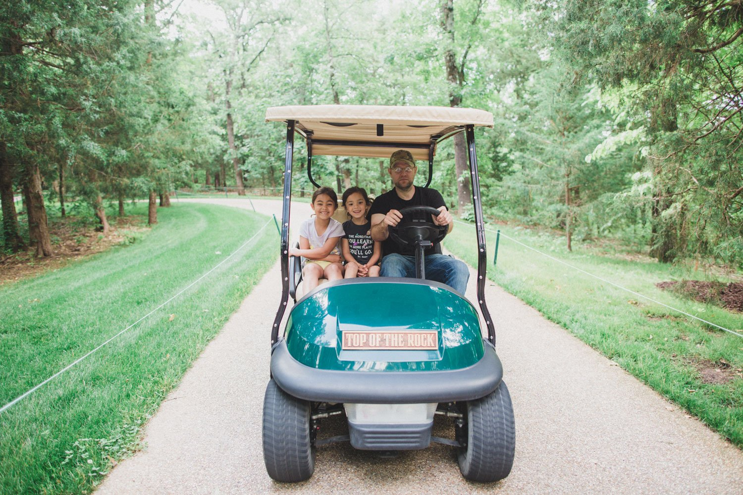 11 Things You Need to Know About the Top of the Rock Golf Cart Tour in Branson